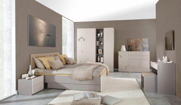 Мебельная система для спальни 2-pir VOX