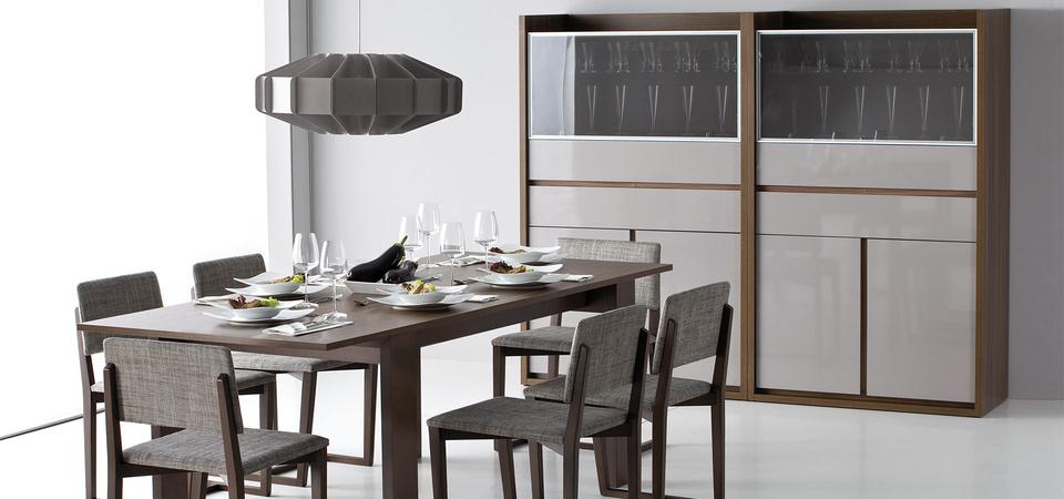 Комплект стола и стульев Inbox