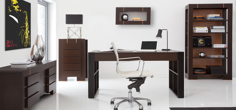 Кабинетная мебель Modern Home