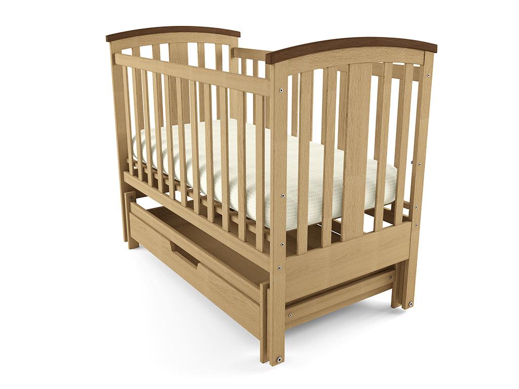 Детская кроватка Мия
