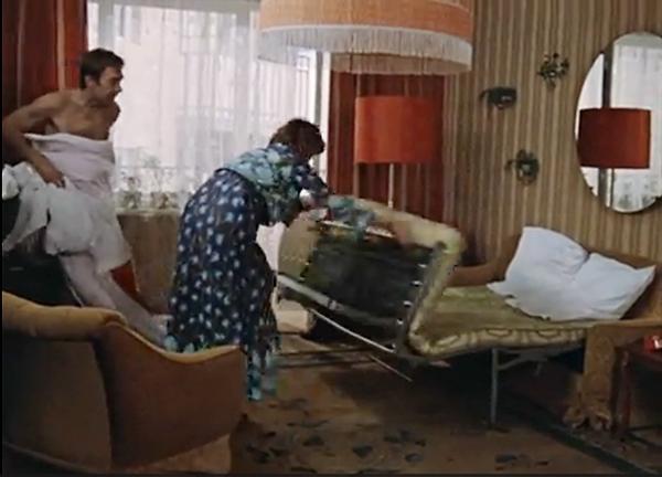 Сцена из кинофильма