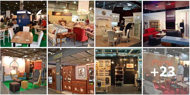 Конкурс на лучший стенд на мебельной выставке DKT-2015