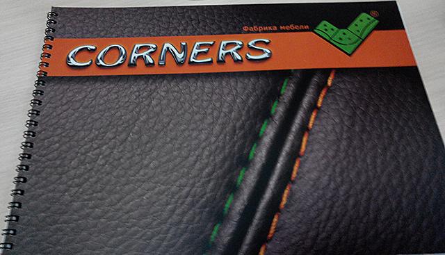 Каталог мягких кроватей Корнерс