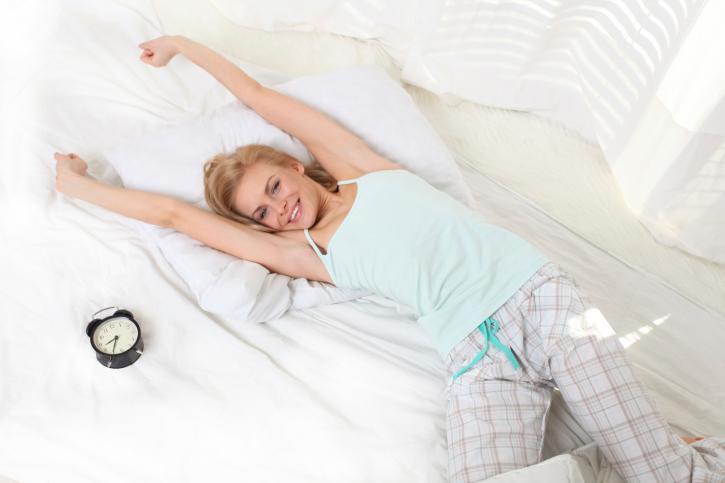 Спать на хорошем матрасе