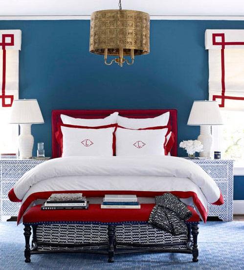 Как заправлять покрывало на кровати