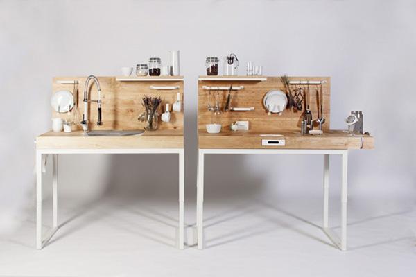 Мини-кухня для инвалидов