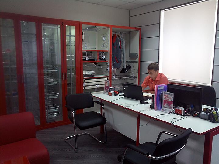 Рабочее место менеджера по продажам AGT-Plus