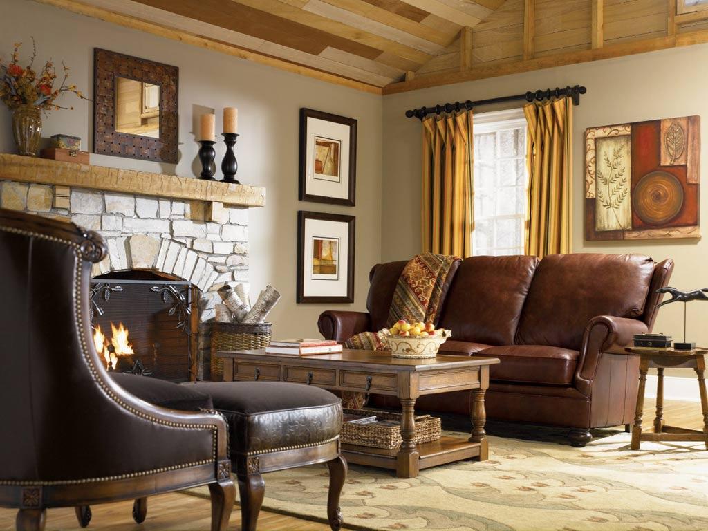 Мягкая мебель в английском стиле