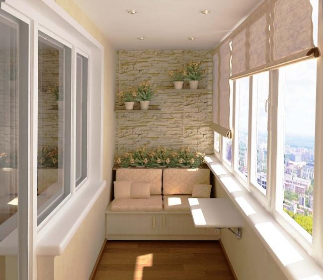 Диван для балкона