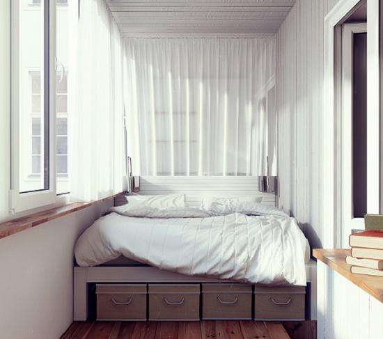 Место для сна