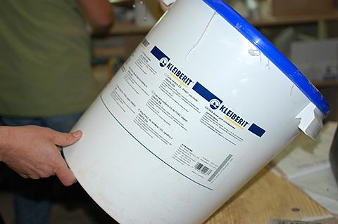 Шпаклевка для подготовки каркасов мягкой мебели