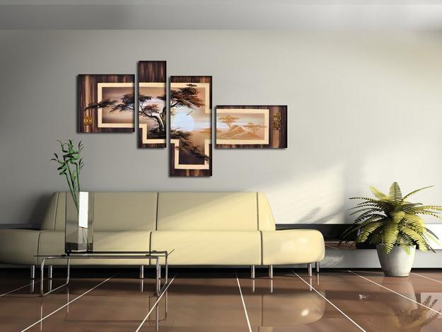 Картины и постеры оживят Ваши стены