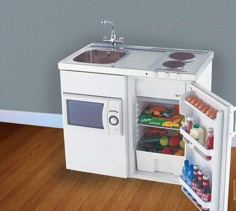 Базовый набор модулей для кухни