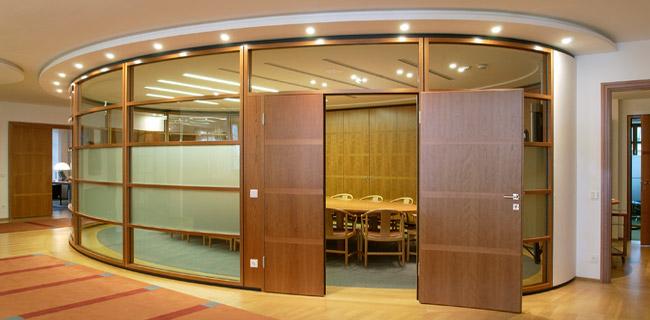 Конференц-зал в офисе компании