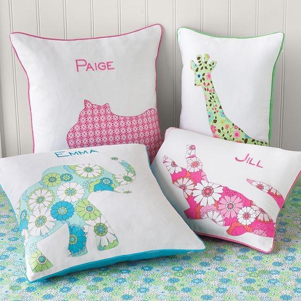 Подарочные подушки с именами