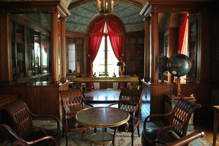 Кабинет французского императора Наполеона