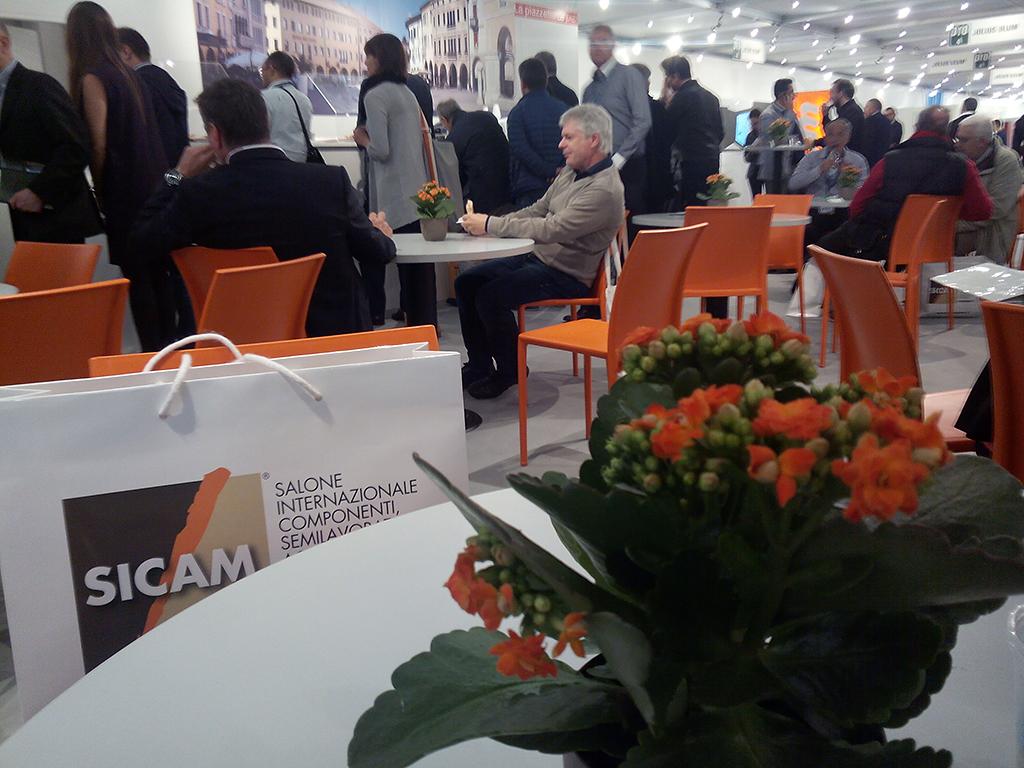 Выставка Sicam
