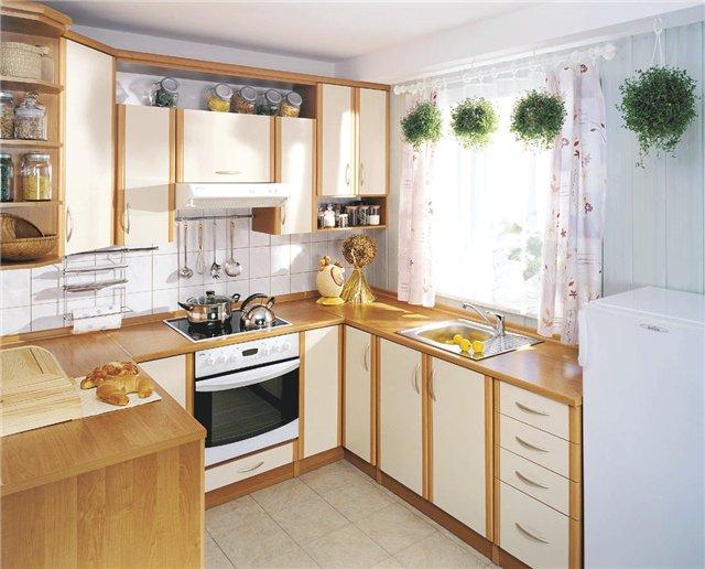 Кухня, изготовленная на заказ