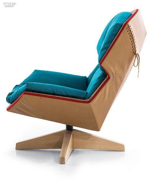 Кресло от итальянской фабрики Moroso