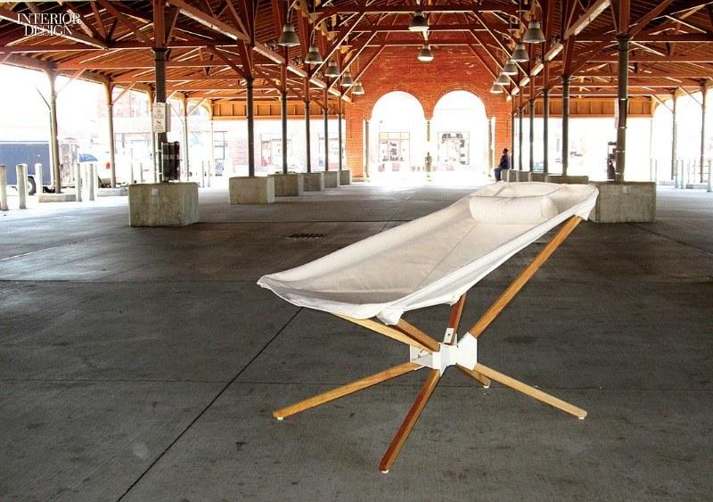 Складной стульчик от дизайнеров 2015 года