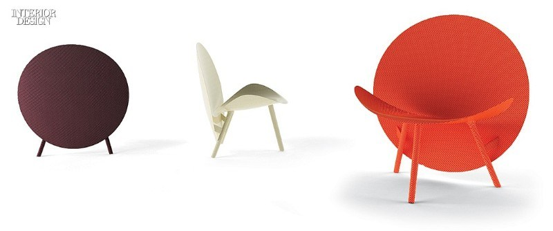 Кресла дизайнера Мишеля Содо