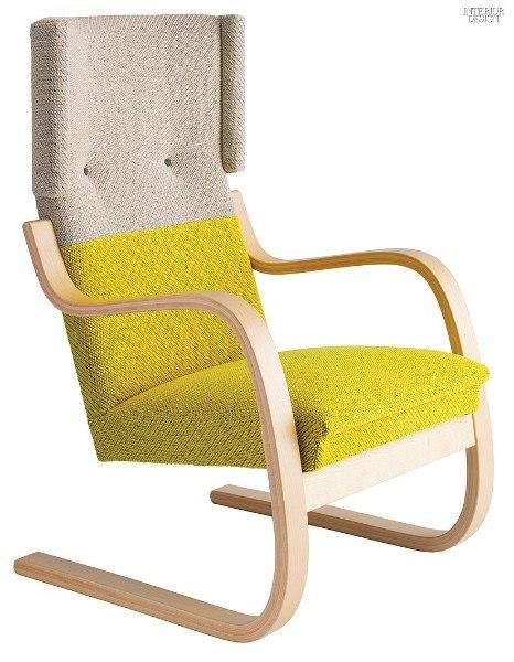 Кресло (дизайнер Alvar Aalto)