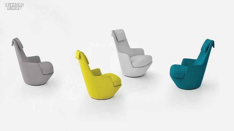 Кресла дизайнера Нильса Bendtsen