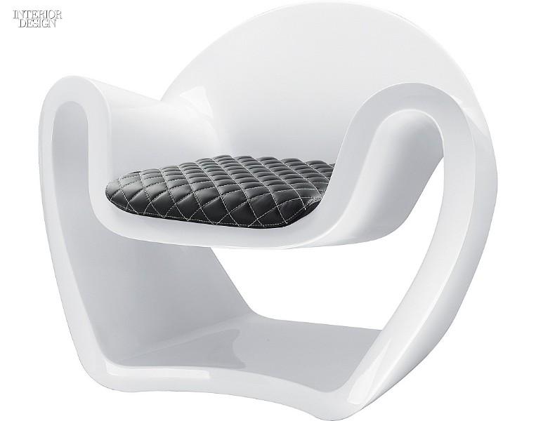 Кресло Scultura от дизайнера AdrianoTolomei