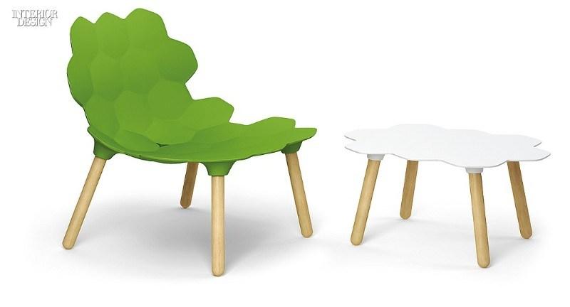 Мебель Tarta от дизайнера Roberto Paoli