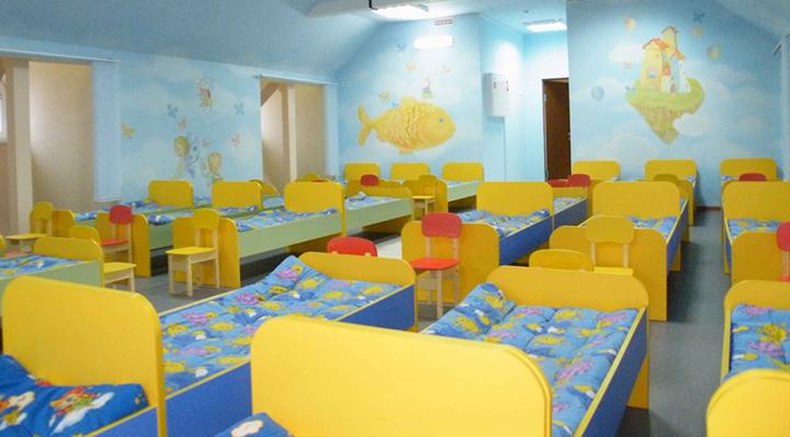 Требования к расстоянию между кроватями в детском саду