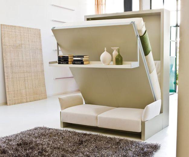 мебель трансформер решение для смарт квартир площадью 9 20 квм