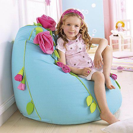 Детское кресло-груша