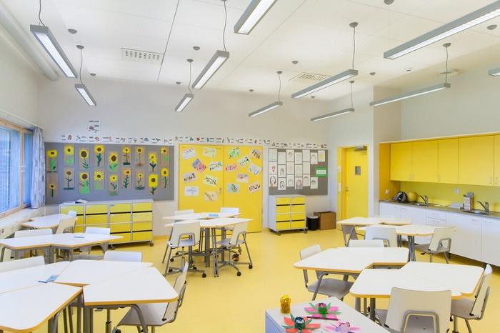 Модульные ученические столы
