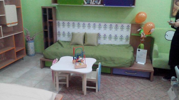 Детская комната ТМ Снайт