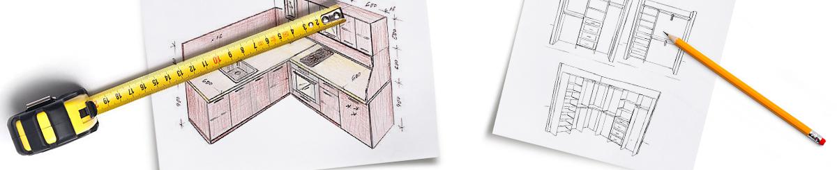 Проект кухни МебельОК