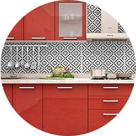 Индивидуальная кухня МебельОК