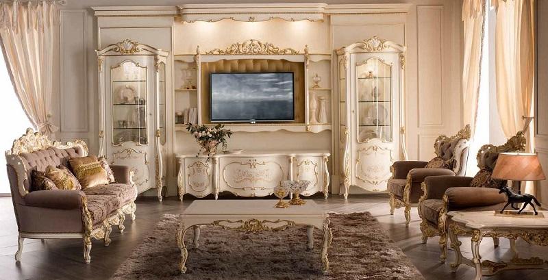 Мебель итальянского производства для гостиной