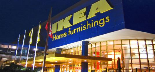 Ikea Киев, фото