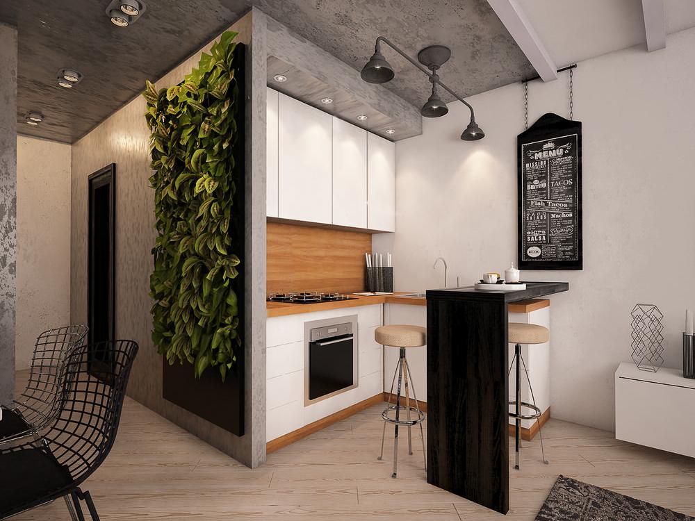 Стильная экономия пространства