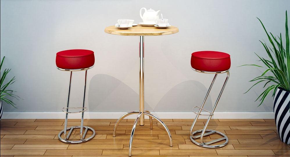 Основа стола с одной ножкой