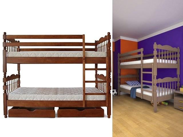 кровать-чердак взрослым людям
