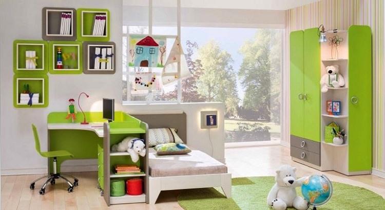 Детская мебель для детской комнаты: что выбрать, советы
