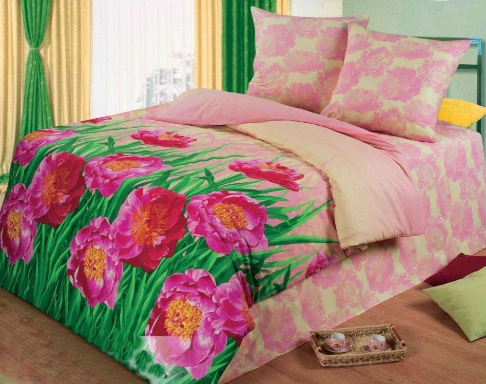 Спальный комплект с рисунком