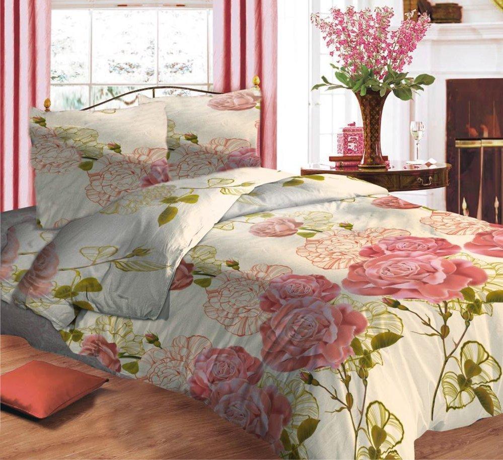 Спальный комплект с рисунеом