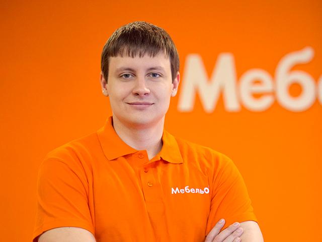 Соучредитель интернет-магазина МебельОК Амелин Святослав