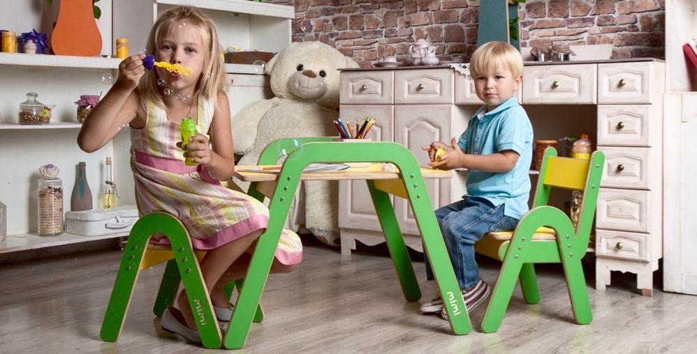 Детская мебель Mimi