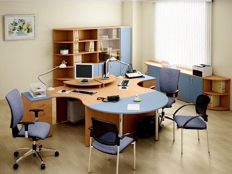 Офисная мебель ТМ Новый стиль