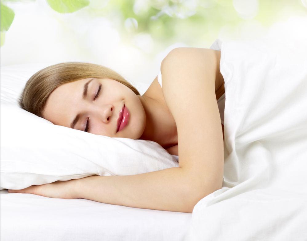 Сон под натуральным одеялом