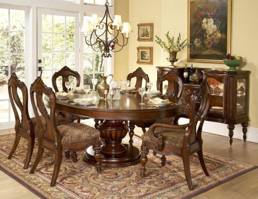 Обеденный стол и стулья Радо
