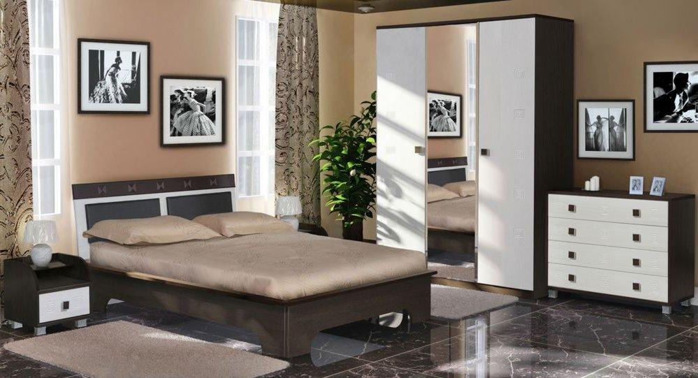 Мебель для спальной комнаты от Радо